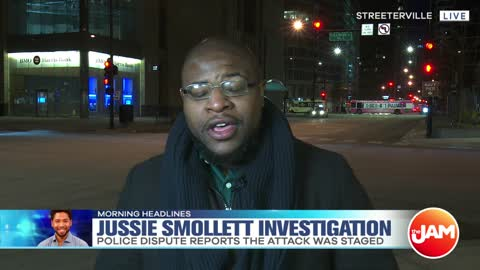 Police Dispute Reports That Jussie Smollett Attack Was a Hoax